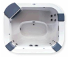 Бассейн спа Jacuzzi DELOS PRO 2150x1900x800мм (без боковых панелей)