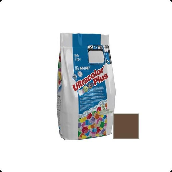 Затирка MAPEI ULTRACOLOR PLUS №144 шоколад 5кг