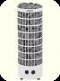 Электрическая печь HARVIA CILINDRO РС90V (без камней)