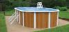 Бассейн Эсприт-биг овальный глубиной 1.32м, размером 7.3х3.7м (комплект)