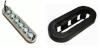 Генератор тумана с 6-ю мембранами, подсветкой и поплавком, арт. DK6-24С