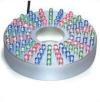 Кольцо светодиодное RGB (не управл),  8.0Вт, стальное, Д.25мм х 220мм, с трансф 12В (SUPERPOND), арт. LR-120C