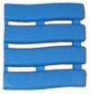 Коврик SOFT STEP №8 шириной 60см синий