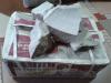 Камень кварцит белый 20кг (Карелия)