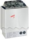 Электрическая печь HARVIA TRENDI KIP80T STEEL (без камней)