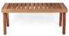 Лавка 1.2м х 0.5м, высота 0.5м, (канадский кедр), арт. 523-D