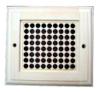 Вентиляционная решетка с дырочками малая (липа), арт. РВ