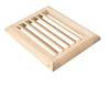 Вентиляционная решетка большая (липа), арт. А-401