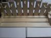 Вешалка с 9-ю крючками и полкой стеновая (липа), арт. ММ134