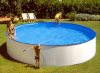 Бассейн Baden круглый, глубина 1,2 м диаметр 4,0 м