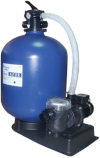 Фильтровальная установка AZUR 12 Д.560, 12.0м3/ч, 1.1кВт, 220В, арт. 1709919000