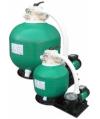 Фильтровальная установка POOLKING Д.400мм, 6.0м3/ч, 0.27кВт, 220В, арт. KB400