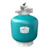 Фильтр Д.400 POOLKING EPW мотанный 6.0м3/ч с верхним вентилем, арт. EPW400+MT0105
