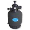 Фильтр Д.500 EMAUX 9.0м3/ч с верхним вентилем, арт. P500