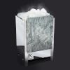 Электрическая печь KARINA TETRA  в камне кварцит вертикальный 18 кВт, 380В