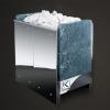 Электрическая печь KARINA TETRA в камне талькохлорит вертикальный 20 кВт, 380В