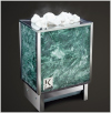 Электрическая печь KARINA QUADRO в облицовке змеевик 4,5 кВт, 220/380В