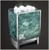 Электрическая печь KARINA Quadro  в облицовке змеевик 6 кВт, 220/380В