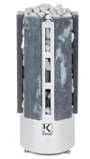 Электрическая печь KARINA Forta  в облицовке талькохлорит 6 кВт, 220/380В