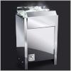 Электрическая печь KARINA Lite  8 кВт, 380В (без камней)