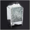 Электрическая печь KARINA TETRA  в камне кварцит вертикальный 8 кВт, 380В