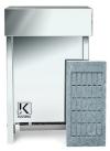 Электрическая печь KARINA ECO  в камне талькохлорит горизонтальный 8 кВт, 220В