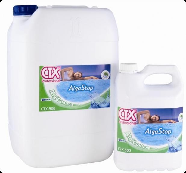 СТХ-500 Альгицид жидкий 25л, арт. 03195