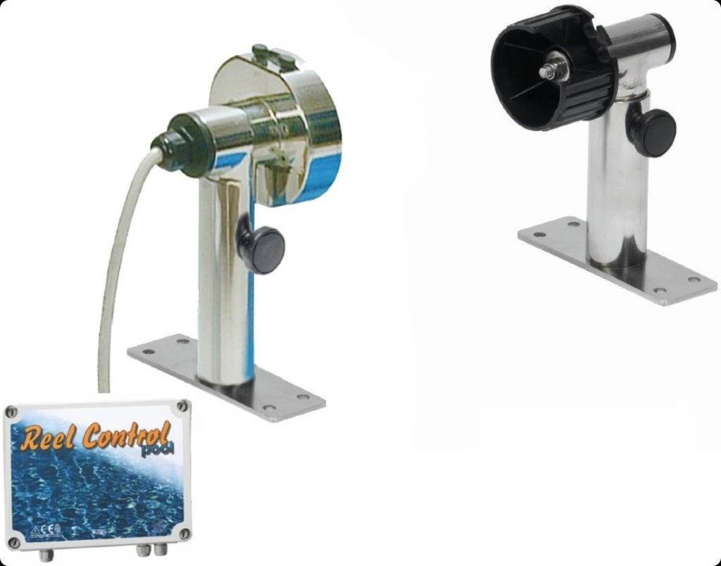 Опора роллера VAGNER POOL автоматическая с регулируемой высотой 2шт (нерж) для трубы VAGNER POOL, арт. 6019300