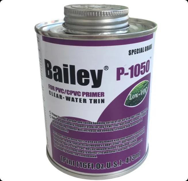 ПВХ Растворитель BAILEY P-1050 946мл