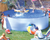 Бассейн Baden круглый, глубина 1,2 м диаметр 4,5 м