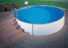 Бассейн Baden круглый, глубина 1,5 м диаметр 5,0 м