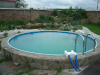 Бассейн Baden круглый, глубина 1,5 м диаметр 3,5 м